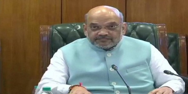 Amit Shah meets CMs of Goa, north-eastern states