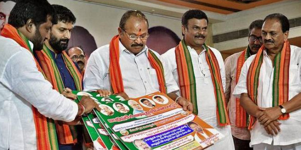 State mired in ₹1.30 lakh crore debt, says Kanna