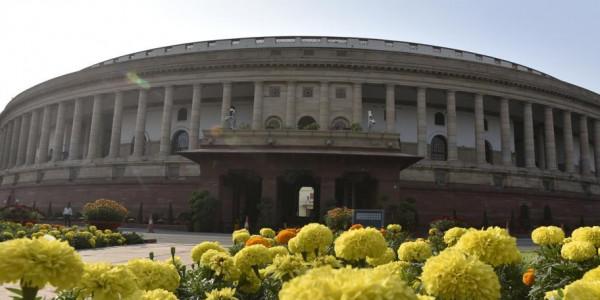 संसद में आज होगी प्रदूषण पर चर्चा, केंद्रीय पर्यावरण मंत्री देंगे जवाब