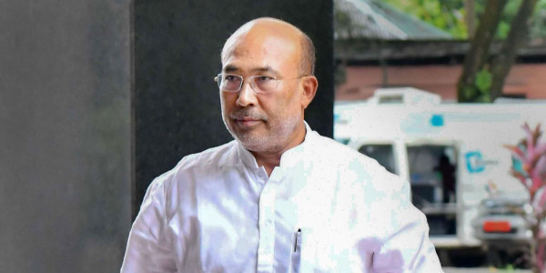 We Want NRC: Manipur Chief Minister Biren Singh