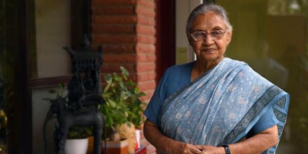 शीला दीक्षित के अचानक चले जाने से कांग्रेस तो दिल्ली में अनाथ ही हो गयी