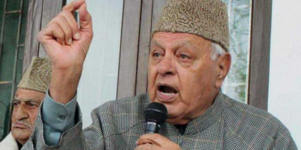 Annulling Articles 370, 35-A will tantamount to constitutional coup: Former J&K CM Farooq Abdullah