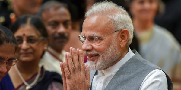 Gujarat: PM Modi thanks people for bypoll victory in Jasdan