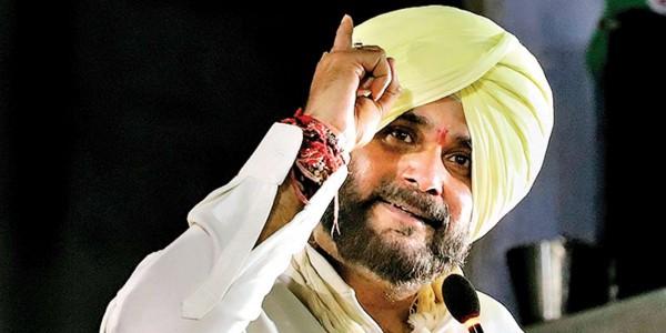 This poll is battle between Ram & Ravan, Godse & Gandhi: Navjot Singh Sidhu