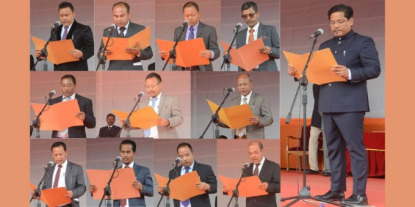 Ministers get one district each to review flagship programmes