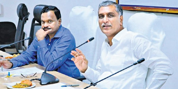 State govt. is expecting a bumper paddy harvest: Harish Rao