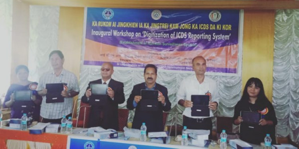 Mobile-Enabled Nutrition Surveillance System Launched In Meghalaya