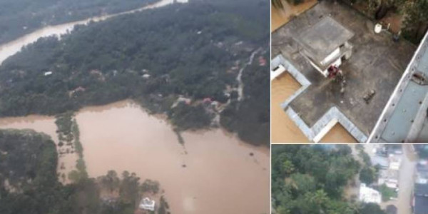सीएम पिनराई विजयन ने कहा बाढ़ से राज्य की हालत बेहद गंभीर, पीएम को फोन पर दी जानकारी, अब तक 79 लोगों की मौत