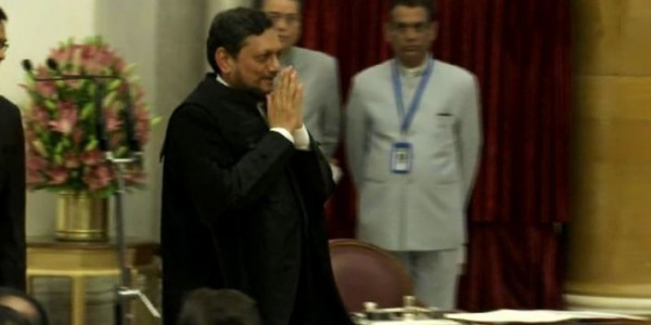 Justice SA Bobde Takes Oath as the 47th CJI
