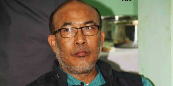 Central NPF states stand on Manipur issue