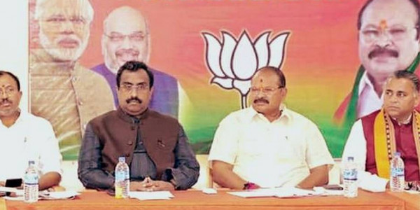 BJP to put A.P. government on defensive on graft, other issues