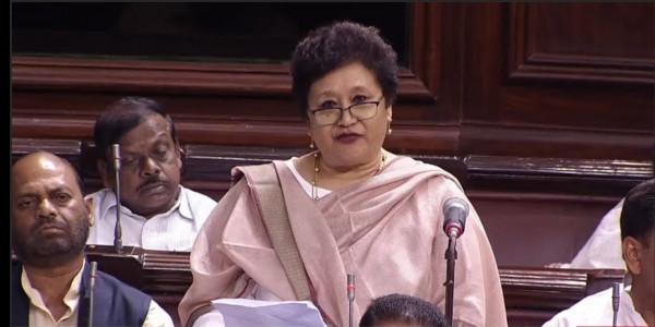 Wansuk Syiem Congress MP Highlights India's Achievement in Gender Neutrality