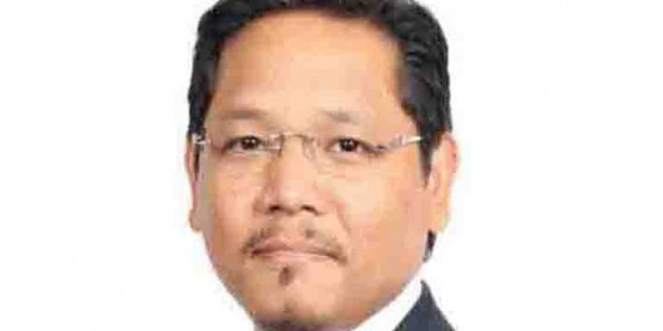 Construction of Assam police outpost in Meghalaya stopped : CM
