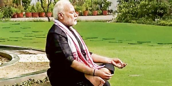 प्रधानमंत्री मोदी आज रांची में, कल 28 हजार लोगों के साथ करेंगे योग