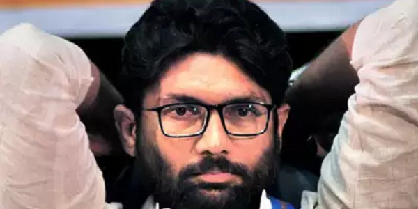 Jignesh Mevani Suspended From Gujarat Assembly This Session For Disrupting Proceedings
