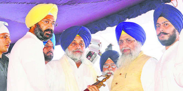 Sukhbir denies conflict, says ties with BJP intact