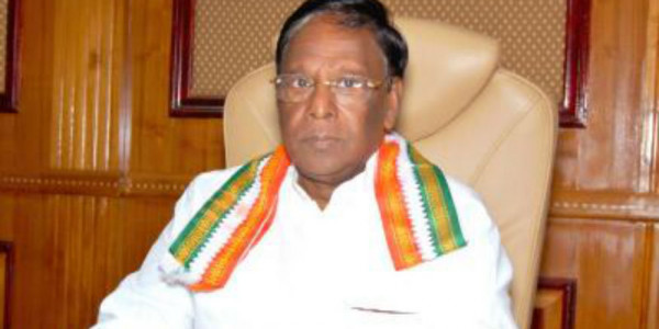 nda-govt-muffling-voice-of-opposition-leaders-says-puducherry
