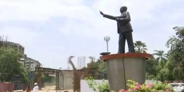 construction-work-of-longest-bridge-of-gujarat-stopped-due-to-br-ambedkar