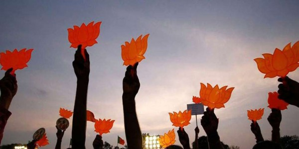 BJP's Act East Policy May Bring Favourable Returns as Exit Polls Predict Saffron Surge in Assam Despite NRC Anger