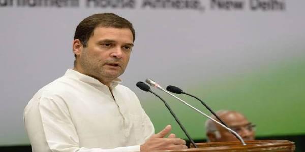 राहुल गांधी के वीडियो को एडिट और पोस्ट करने का मामला, छत्तीसगढ़ कांग्रेस ने दर्ज कराई शिकायत