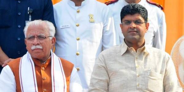 दिल्ली विधानसभा चुनावों से गरमाई हरियाणा की राजनीति