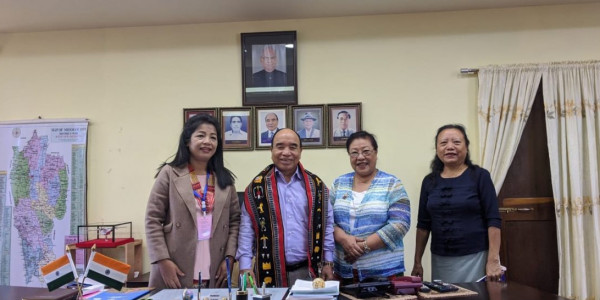 National women's body member calls on Mizoram CM