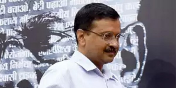 bjp-claims-arvind-kejriwal-breached-poll-code-in-goa
