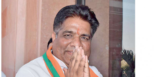 bhupendra-yadav-rajasthan-congress-eye-on-internal-politics