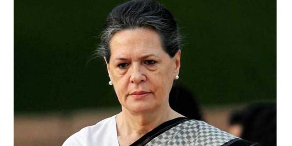 Nagaland Congress hails election of Sonia Gandhi as interim president