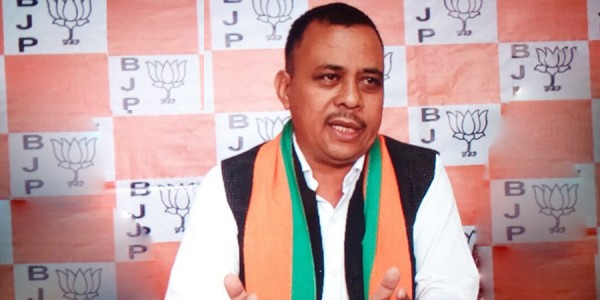 CAB issue has affected party in Meghalaya: BJP State President Shibun Lyngdoh