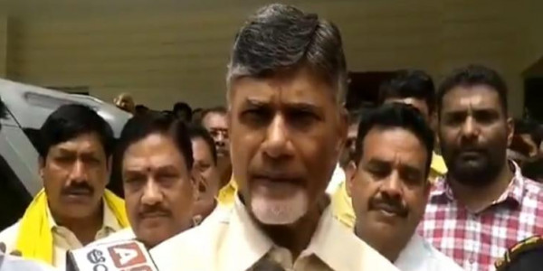 All 165 alleged victims, evicted from TDP 'relief camp' in Guntu