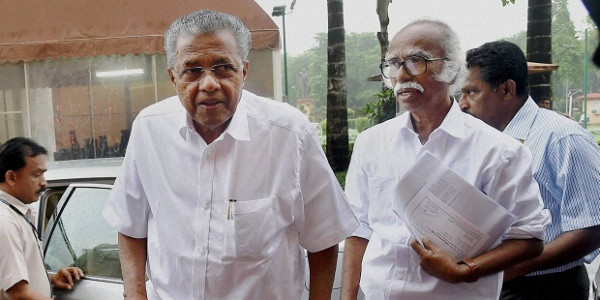 Kerala CM rejects allegations of not supporting Nissan's digital hub