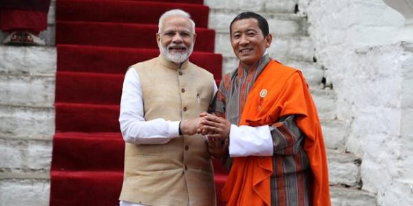भूटान के PM बोले- डोकलाम विवाद पर सिर्फ बातचीत से ही निकल सकता है हल