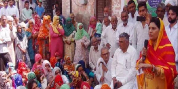 नैना चौटाला ने अशोक तंवर के जजपा में शामिल होने के दिए संकेत, कहा- सरकार बनाने में मिलेगी मजबूती