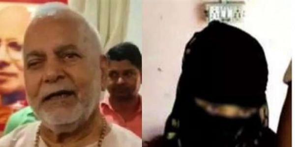 चिन्मयानंद ब्लैकमेलिंग केस में SIT ने पीड़ित छात्रा को हिरासत में लिया