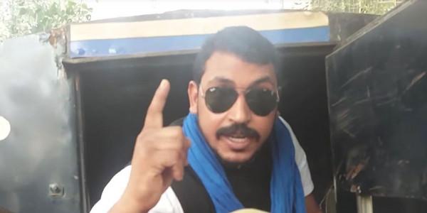 संत रविदास मंदिर मामले में हिरासत के बाद भीम आर्मी प्रमुख चंद्रशेखर गिरफ्तार