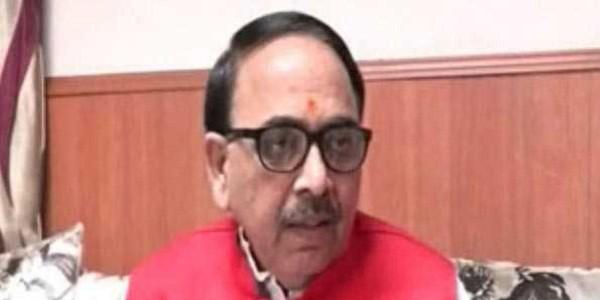 बहिनजी चतुर खिलाड़ी, छोटे नेता को समेटा : भाजपा प्रदेश अध्यक्ष महेंद्र नाथ