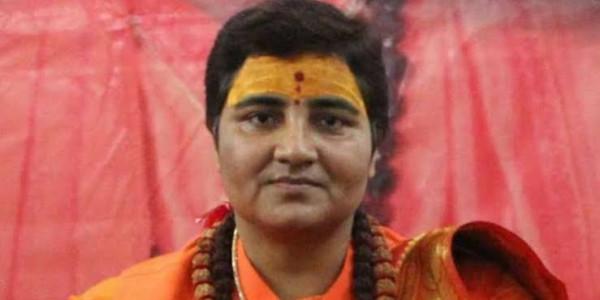 श्रद्धांजलि सभा में बोलीं सांसद प्रज्ञा ठाकुर- BJP को नुकसान पहुंचाने के लिए 'मारक शक्ति' का इस्तेमाल कर रहा है विपक्ष