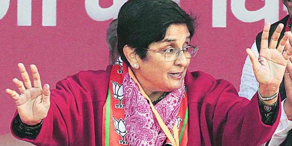 Appointment row widens rift between Kiran Bedi, Congress government