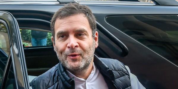 राहुल के ओडिशा दौरे से पहले कांग्रेस को झटका, कार्यकारी अध्यक्ष नबा किशोर का इस्तीफा