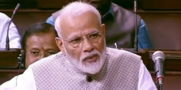 राज्यसभा में गुलाब नबी आजाद से बोले PM मोदी- कुछ दिन तो गुजरात में गुजारिए