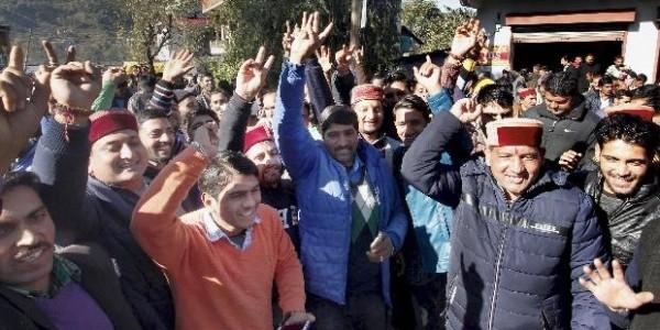 हिमाचल में 40 साल के सियासी इतिहास के ये रिकॉर्ड टूटे