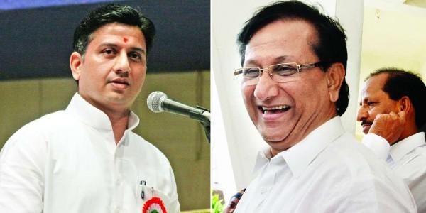 Former Maharashtra NCP MP Ranjitsinh Mohite Patil joins BJP