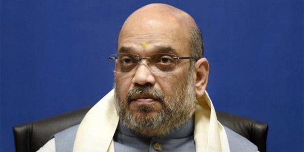 AAP leaders meet Amit Shah over Delhi's law and order situation
