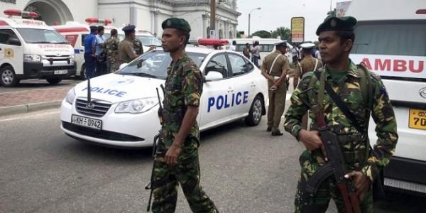 श्रीलंका सीरियल ब्लास्ट: हमले से भारत में शोक की लहर, पीएम मोदी, सुषमा समेत थरूर ने जताया दुख