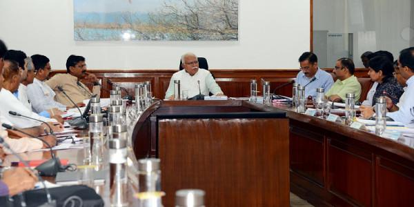 सीएम विंडों पर आई भ्रष्टाचार की शिकायतों पर मुख्यमंत्री मनोहर लाल का कड़ा संज्ञान