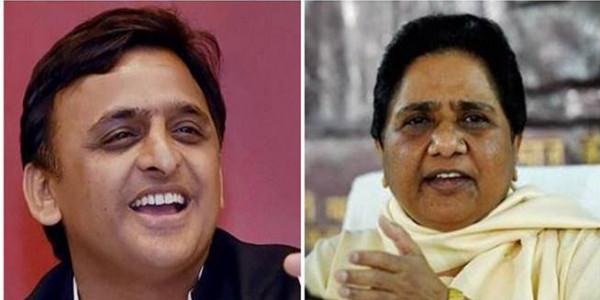 एमपी, राजस्थान व मध्य प्रदेश की सरकार बनने में उत्तर प्रदेश के दल भी होंगे अहम