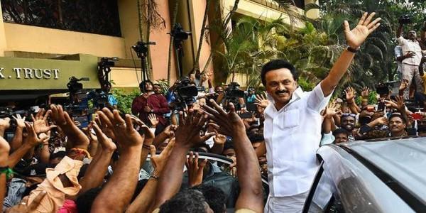 DMK-led front heads for landslide, ensures T.N. bucks national trend