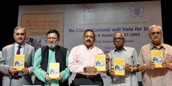 There was no serious demand for plebiscite in Kashmir: Prof