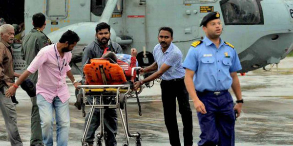 Cyclone Ockhi: Naval ships searched over 4.5 lakh sq miles, biggest operation after 2004 Tsunami